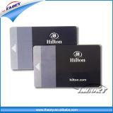 Cartão plástico inteiramente impresso do quilohertz RFID da microplaqueta 125 da proximidade