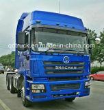 Shacman 6X4 디젤 10 바퀴 트랙터 헤드 트럭
