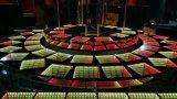 Effect van de Spiegel van hete het Verkopen LEIDEN 3D Dance Floor van de Visie Oneindige