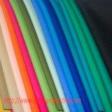 Calças de nylon do revestimento da camisa de vestido da tela do Spandex