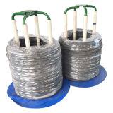 Alambre de acero con poco carbono SAE10b21 para la fabricación del tornillo