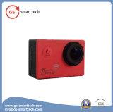 L'anti macchina fotografica piena dell'affissione a cristalli liquidi 2inch ultra HD 4k HD 1080 di scossa della girobussola di funzione impermeabilizza la videocamera portatile di Digitahi di azione di sport di 30m