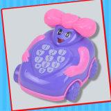 女の子のためのキャンデーが付いている2017年のつく電話ボビー車のおもちゃ