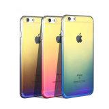 Caso creativo de galvanização do telefone de pilha da cor do inclinação da forma nova para o iPhone 7/iPhone 7 positivo (XSPC-004)