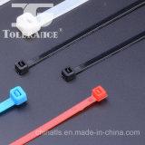 Ataduras de cables de nylon del fabricante de China con diversas tallas