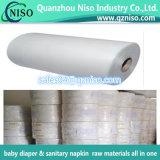 Пленка сырий гидрофильная Perforated санитарных салфеток