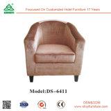 Sofá ao ar livre do jardim do lazer da mobília da aparência moderna do preço do competidor