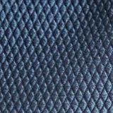 새로운 형식 대각선은 남자의 Clpting 자카드 직물 능직물 고무줄 직물을 네모로 한다