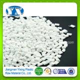 Material plástico Masterbatch blanco para la inyección