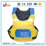 Спасательные жилеты короткой пены PVC типа Kayaking