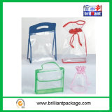 Sac de PVC transparent Lovely Book Transparent