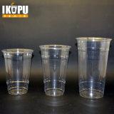 24ozplastic освобождают чашки с плоскими крышками