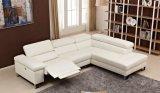 Sofà bianco elegante del Recliner 2016 per la casa o l'hotel (GLS-032)