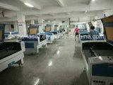 Plastique en cuir en bois de forces de défense principale en verre acrylique de machine de découpage de laser de CO2 de Guangdong d'usine
