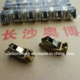 Держатель щетки углерода высокого качества медный для агрегата мотора