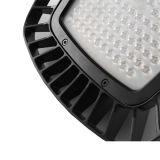Des UFO-LED hohes hohes Licht Bucht-Licht-IP66 150lm/W Ra>80% der Bucht-LED