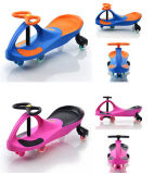 Kids Ride on Toy Slider Swing Car com esteira de pé