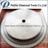 La grande lame 900mm de diamant 1000mm 1200mm 1600mm scie la lame pour le bloc en pierre