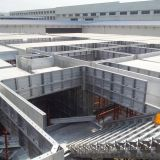 Système en aluminium de coffrage de construction de Buidling