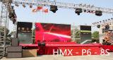 Panneau-réclame d'Afficheur LED de la publicité extérieure P6 SMD Digitals