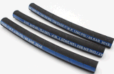 Vente en caoutchouc hydraulique tressée à haute pression d'usine de boyau de fil d'acier de SAE 100r1at/1sn
