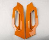 Scuttle van auto-delen de Zij ZijLandgenoot van Mini Cooper van de oranje-Kleur van de Dekking van de Lamp