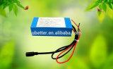 18650 paquete recargable de la batería de ion de litio de la batería de 18.5V 2.2ah LiFePO4 para la batería eléctrica de las herramientas