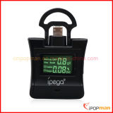 Android Alcohol Tester LCD Breath Alcohol Tester Breathalyzer bon marché