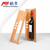 Rétro environnementale Triangulaire Structure Wine Display Rack
