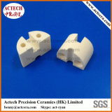 Alumina de alta pureza de piezas de cerámica de mecanizado