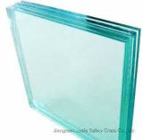 vidro Tempered desobstruído de 8mm (vidro de segurança)