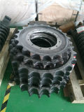 Rodillo No. A229900005283 del piñón del excavador para el excavador Sy55 de Sany