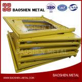 Точный металлический лист формируя части машинного оборудования изготовления сделанные с кораблями Perfessional