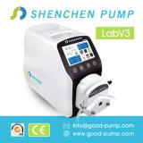 Débit de débit Shenchen Dosing Peristaltic Pumping