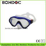 Máscara do silicone do mergulho da segurança dos miúdos (JS-7050)