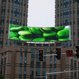 P10 Wireless Control LED oudoor Billboard avec Silan LED