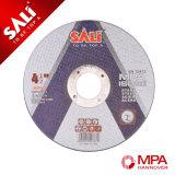 Изготовление диска вырезывания металла высокого качества истирательное