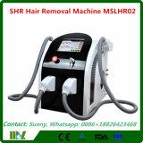 Preços de vinda novo Mslhr02 da máquina da remoção do cabelo do IPL de dois punhos/máquina de Shr IPL