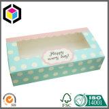Коробка дна квадрата макаронных изделия лапши Takeaway еды бумажная с ручкой