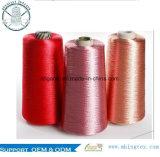 중국에서 120d/30f 비스코스 레이온 필라멘트 털실 밝은 처리되지 않는 백색 최상