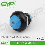 12mm 가벼운 방수 단추 스위치 (ISO9001)