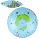 Шарик глобуса славного печатание PVC 40cm раздувной для изучения