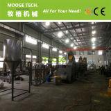Agricutlure Film LDPE-HDPE-PET Plastik, der das Waschen zerquetscht, Zeile aufbereitend