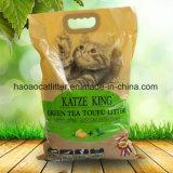 Grüner Tee-Geruch-Tofu-Katze-Sänfte