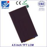"4.5 ""480 * 854 Resolución TFT LCD Módulo de visualización con ancho ángulo de visión"