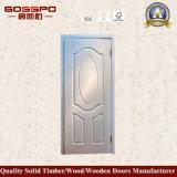 Porta de madeira do quarto do MDF da melamina da cor (GSP12-010)