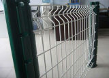 Galvanisierter geschweißter Maschendraht für Zaun-Panel
