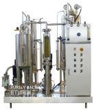 二酸化炭素によって炭酸塩化される飲み物の飲料の混合機械