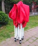 Staal met Tent van de Pagode Gazebo van de Reclame van de Macht de Deklaag Aangepaste Afneembare