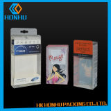 Коробка пакета Pacifiers младенца PVC пластичная